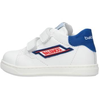 Zapatos Niño Zapatillas bajas Balducci - Sneaker bianco MSPO3350 BIANCO
