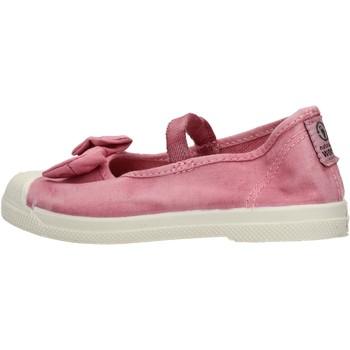 Zapatos Niña Zapatillas bajas Natural World - Ballerina rosa 473E-603 ROSA