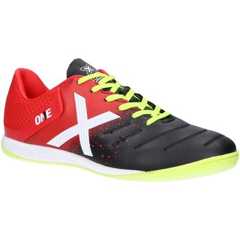 Zapatos Hombre Multideporte Munich 3071014 ONE INDOOR Rojo