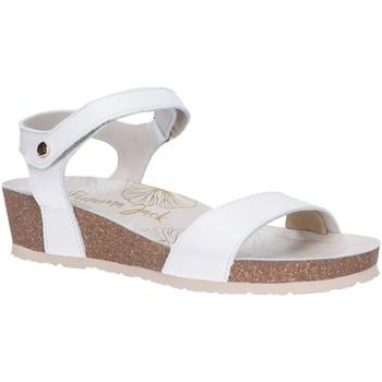 Zapatos Mujer Sandalias Panama Jack CAPRI NACAR B1 Blanco