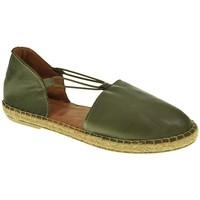 Zapatos Mujer Alpargatas Isteria 20570 Verde