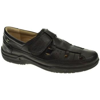 Zapatos Hombre Sandalias Luisetti SANDALIA HOMBRE  NEGRO Negro