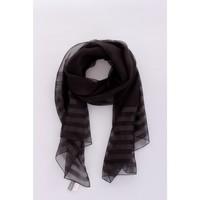 Accesorios textil Mujer Bufanda Sandro Ferrone A42-PAOLINA negro