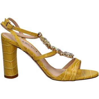 Zapatos Mujer Sandalias Tiffi MINERVA ALFREDO giallo