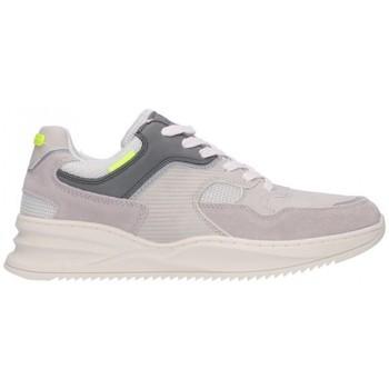 Zapatos Hombre Deportivas Moda Bullboxer ARKANSAS X956-X2-8093A Hombre Gris gris