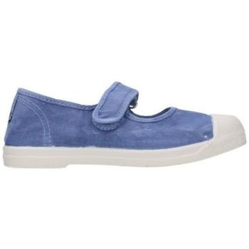 Zapatos Niña Deportivas Moda Natural World 476E 690 Niña Celeste bleu