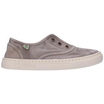 Zapatos Niño Deportivas Moda Natural World 6470E 670 Niño Gris gris