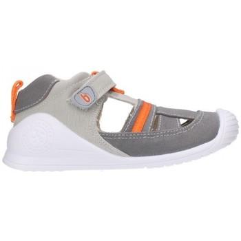 Zapatos Niño Sandalias Biomecanics 202214 Niño Gris gris