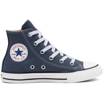 Zapatos Niños Zapatillas altas Converse Botas  3J233C Azul Azul