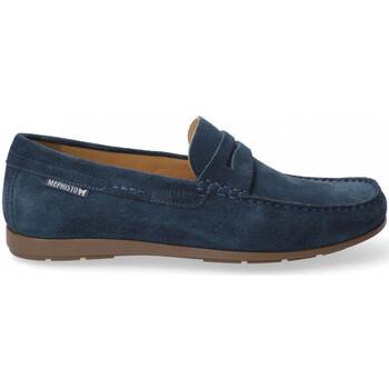 Zapatos Hombre Mocasín Mephisto ALYON Violeta
