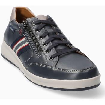 Zapatos Hombre Zapatillas bajas Mephisto LISANDRO Azul