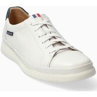Zapatos Hombre Zapatillas bajas Mephisto THOMAS Blanco