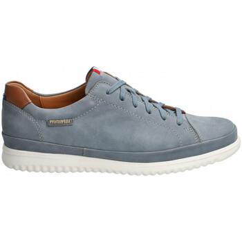 Zapatos Hombre Zapatillas bajas Mephisto THOMAS Azul