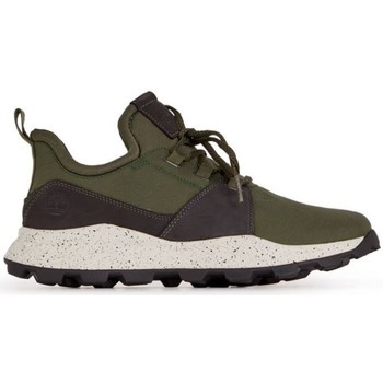 Zapatos Fitness / Training Timberland BROOKLYN LF OXFORD VERDE TB0A26HPA581 VERDE