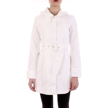 textil Mujer trench Yes Zee O404-SL00 blanco