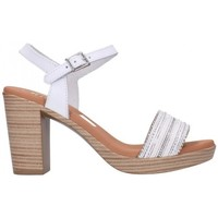 Zapatos Mujer Sandalias Oh My Sandals For Rin OH MY SANDALS 4726 BLANCO Mujer Blanco blanc
