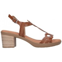 Zapatos Mujer Sandalias Oh My Sandals For Rin OH MY SANDALS 4655 BREDA ROBLE Mujer Cuero marron