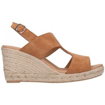 Zapatos Hombre Alpargatas Paseart HIE/S324 SERRAJE SETTER Mujer Cuero marron