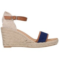 Zapatos Hombre Alpargatas Paseart HIE/A436 ANTE JEANS Mujer Jeans bleu