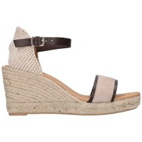 Zapatos Hombre Alpargatas Paseart HIE/A436 ANTE TAUPE Mujer Taupe marron
