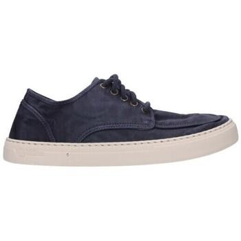 Zapatos Hombre Zapatillas bajas Natural World 6604E 677 Hombre Azul marino bleu
