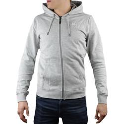 textil Hombre Sudaderas Kappa Veil Hooded Grise