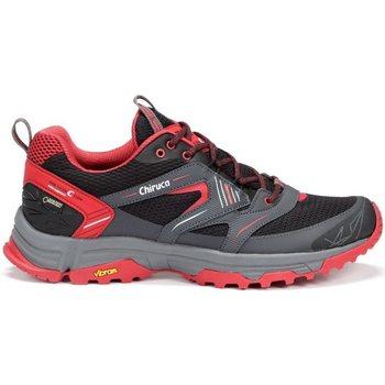 Zapatos Hombre Running / trail Chiruca Zapatillas  Maui 09 Gore-Tex Negro