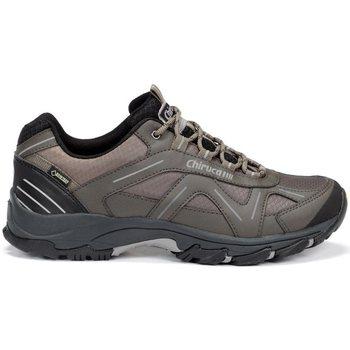 Zapatos Hombre Running / trail Chiruca Zapatillas  Sumatra 01 Gore-Tex Marrón