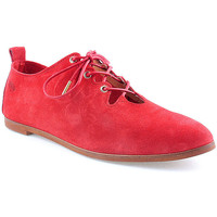 Zapatos Mujer Derbie Oii! L Shoes CASUAL Rojo
