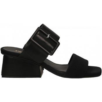 Zapatos Mujer Sandalias Carmens Padova LISA BELT TAFFY nero