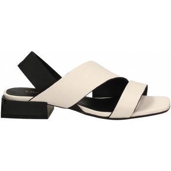 Zapatos Mujer Sandalias Carmens Padova OLIVA DAILY REINA bianco
