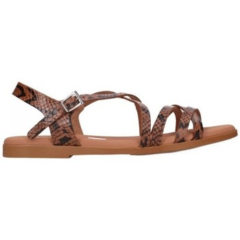 Zapatos Mujer Sandalias Oh My Sandals For Rin OH MY SANDALS 4640 TODO REPTILE ROBLE Mujer Cuero marron