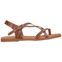 Zapatos Mujer Sandalias Oh My Sandals For Rin OH MY SANDALS 4641 BREDA ROBLE Mujer Cuero marron