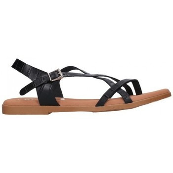 Zapatos Mujer Sandalias Oh My Sandals For Rin OH MY SANDALS 4641 BREDA NEGRO Mujer Negro noir