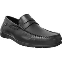 Zapatos Hombre Mocasín Mephisto ALYON Cuero negro