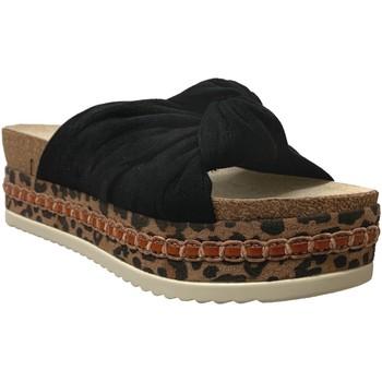 Zapatos Mujer Zuecos (Mules) Bullboxer 886030f1t Terciopelo negro