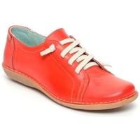 Zapatos Mujer Zapatillas bajas Boleta Zapatos casual de piel by Boleta (Chacal Shoes) Rouge