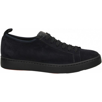 Zapatos Hombre Derbie Santoni DERBY 6F+T.LIS+INF. TREND ON TO blu