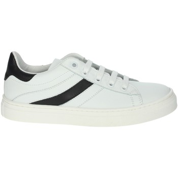 Zapatos Niño Zapatillas bajas A.r.w. 6426AR Blanco/Negro