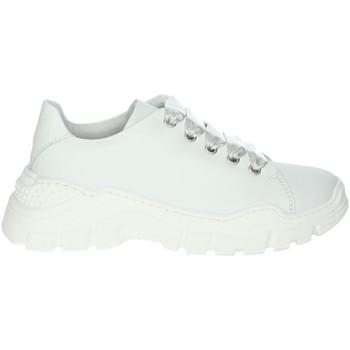 Zapatos Niña Zapatillas bajas Le Petit Bijou 6397LPB Blanco