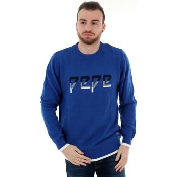 textil Hombre Jerséis Pepe jeans PM701956 LUIS - 550 KLEIN Azul
