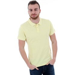 textil Hombre Polos manga corta Pepe jeans PM541132 VINCENT GD - 020 LIME YELLOW Amarillo