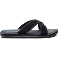 Zapatos Hombre Zuecos (Mules) Xti 48671 NEGRO Negro