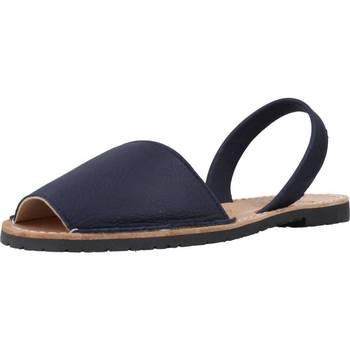 Zapatos Mujer Sandalias Ria 20002 Azul