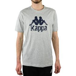 textil Hombre Camisetas manga corta Kappa Caspar T-Shirt Grise