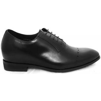 Zapatos Hombre Richelieu Zerimar KINSASA Negro