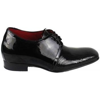 Zapatos Hombre Derbie Zerimar JORDANIA Negro
