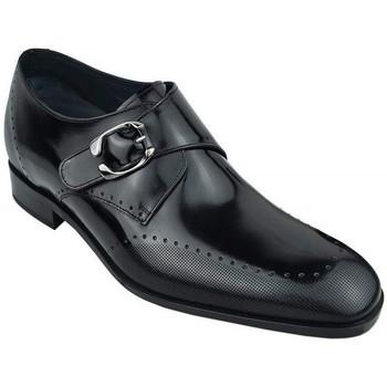 Zapatos Derbie Zerimar GRANADA Negro
