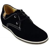 Zapatos Hombre Derbie Zerimar FIYI Negro