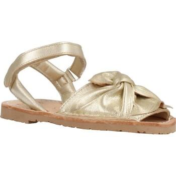 Zapatos Niña Sandalias Ria 20090 Oro